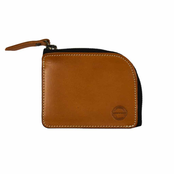 Barnes & Moore Mariners Zip Wallet (Harness Tan)