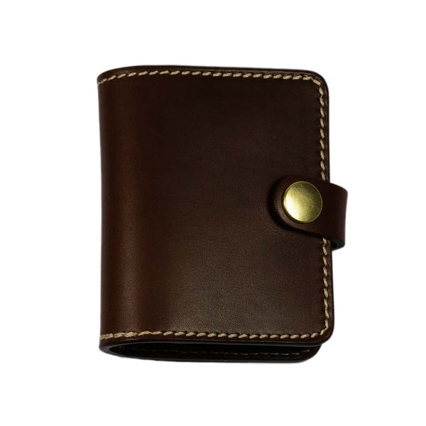 Barnes & Moore Sportsman Cardholder (Deep Honey)