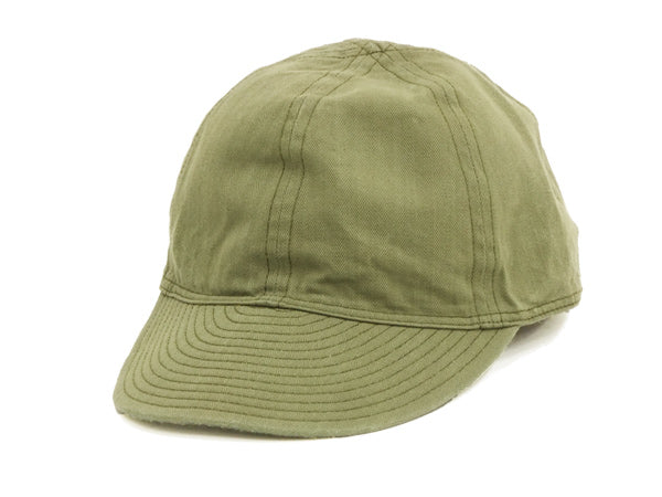 Buzz Rickson's Type A-3 Mechanics Cap (Olive Drab)