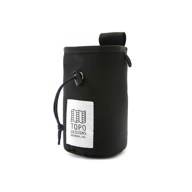 Topo Designs Chalk Bag (Black)