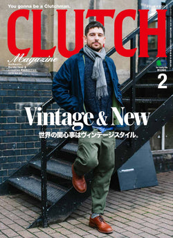 Men's File x Clutch Double Issue Vol.65
