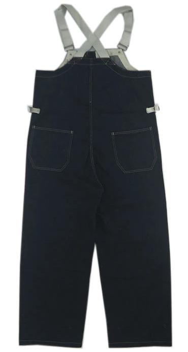 Full Count 1323 14oz Denim Deck Pant (One Wash)