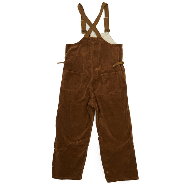 Full Count 1326 Corduroy Deck Pant (Camel)