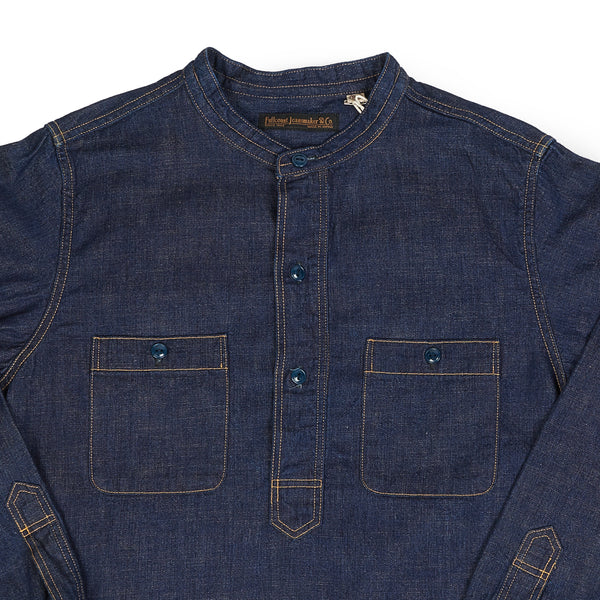 Full Count 4956 Popover Denim Shirt