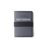 Tanner Goods Small Format Sketchbook Charcoal