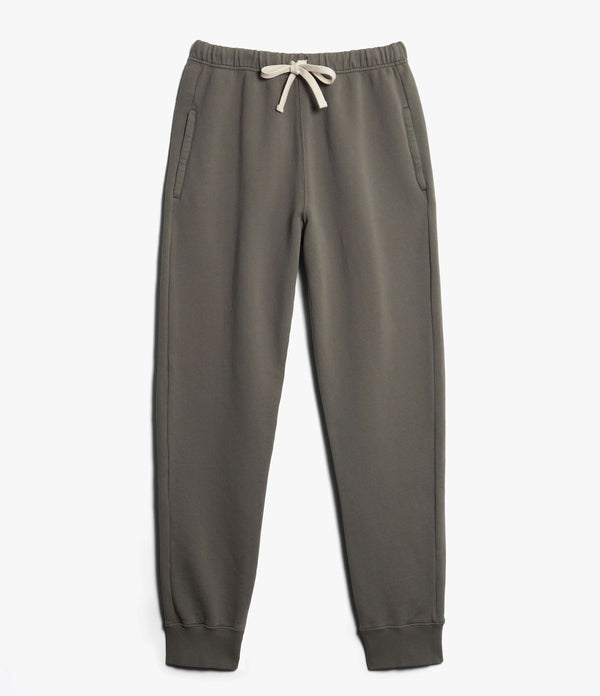 Merz b. Schwanen SP01 Good Basics Sweatpant (Army)