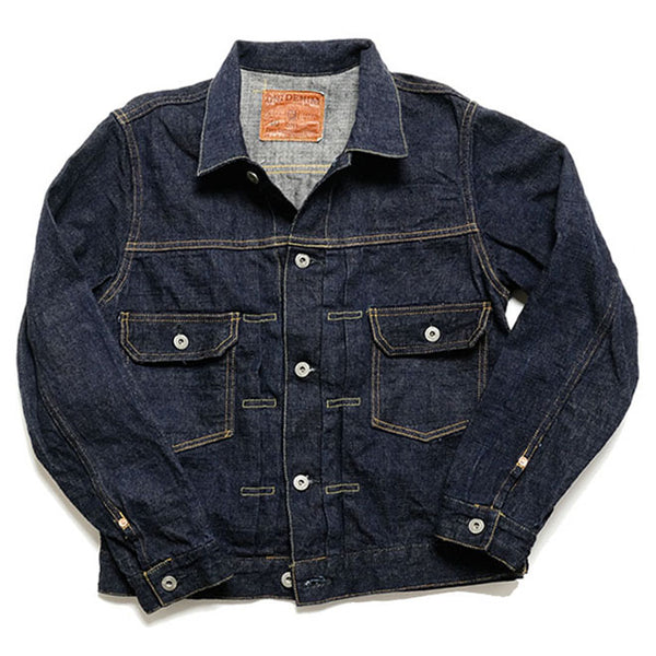 ONI 02517RE Type II Super Low Tension 12oz Denim Jacket