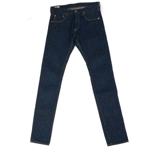 ONI 122ZR-S 20z Shin Secret Denim Relax Tapered Jean (Rinsed)