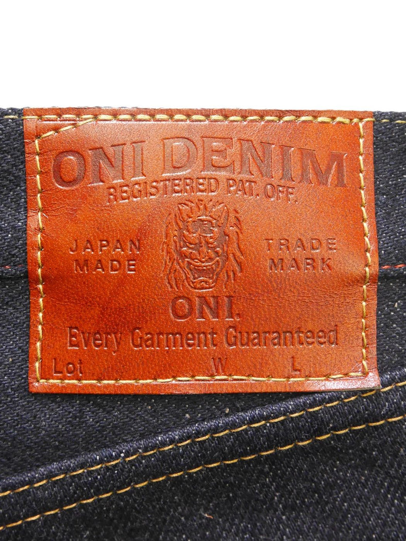 ONI 246ZR-DGC Deep Green Cast Secret Denim Jean
