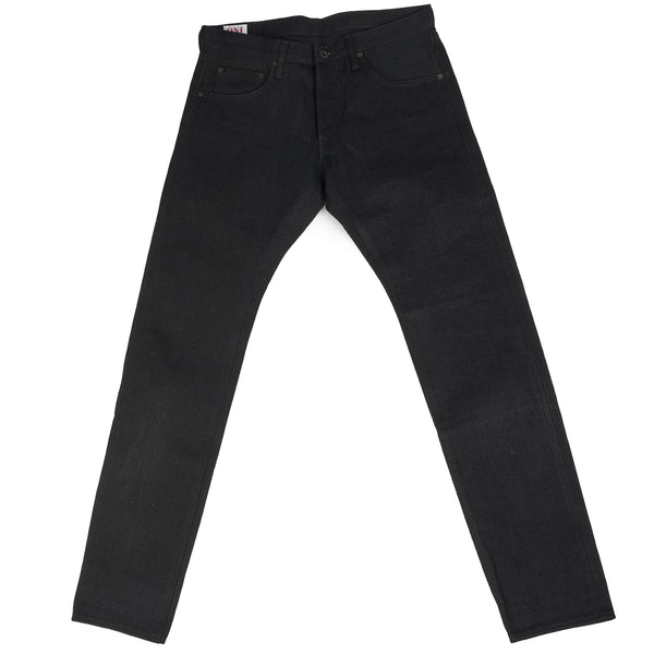 ONI 622ZR-BK Secret Denim Relaxed Tapered Jean (Black)