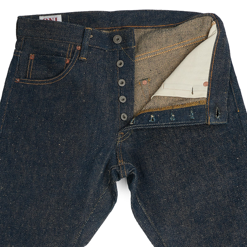 ONI 902ZR 20oz Secret Denim Relax Tapered Jean