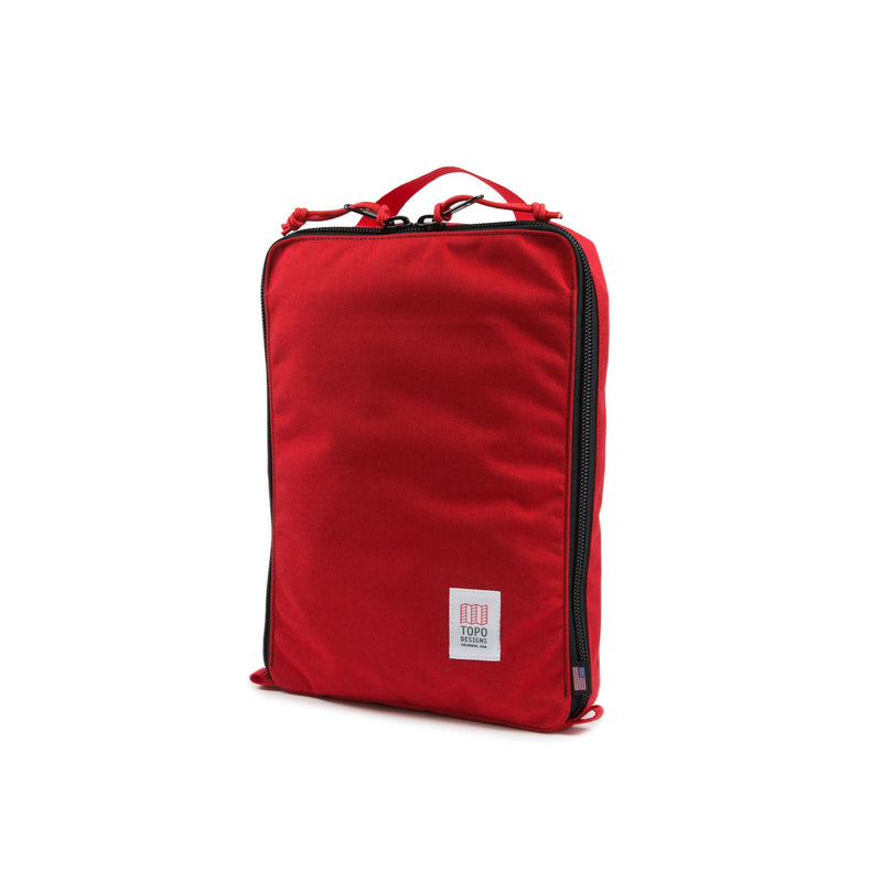 Topo Designs Pack Bag (Red)