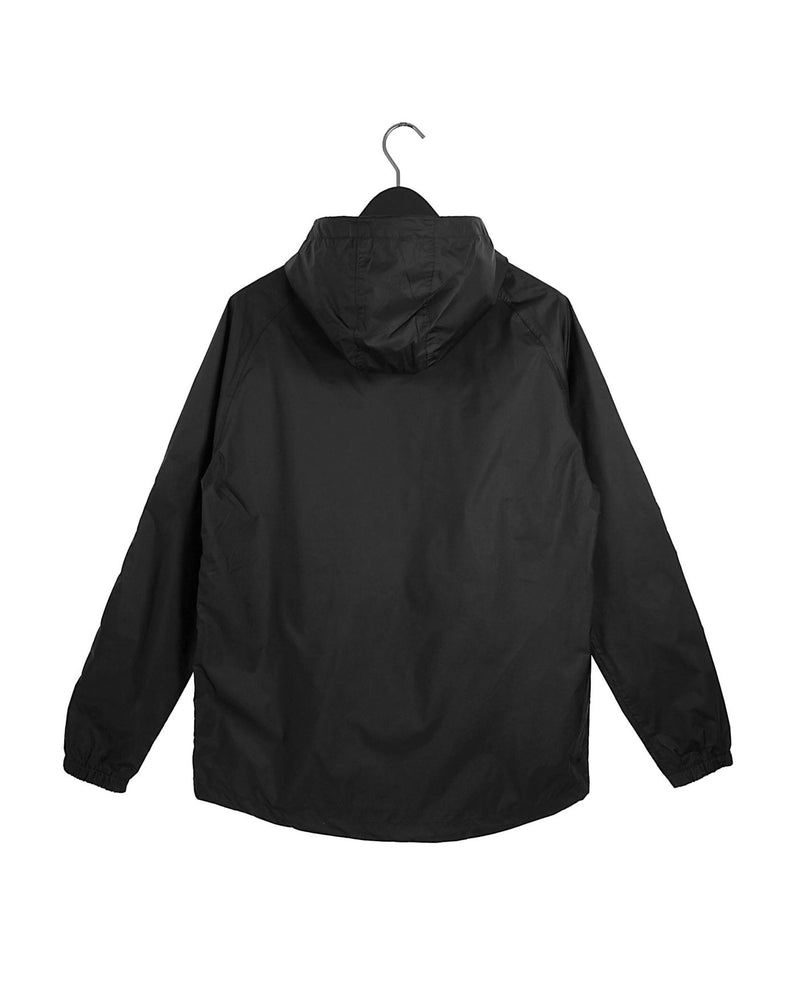 Packmack Pop Over Packable Waterproof Jacket (Black)