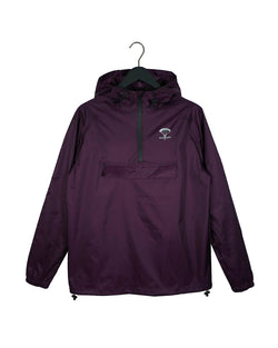 Packmack Pop Over Packable Waterproof Jacket (Plum)