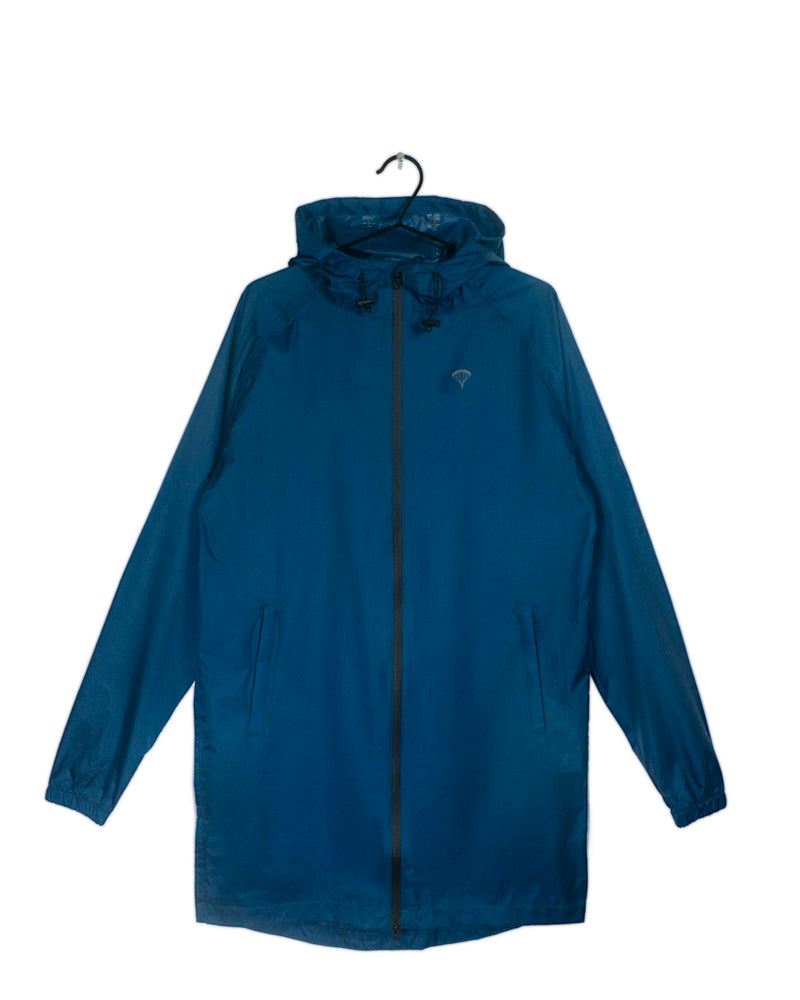 Packmack Parka Jacket (Royal Blue)