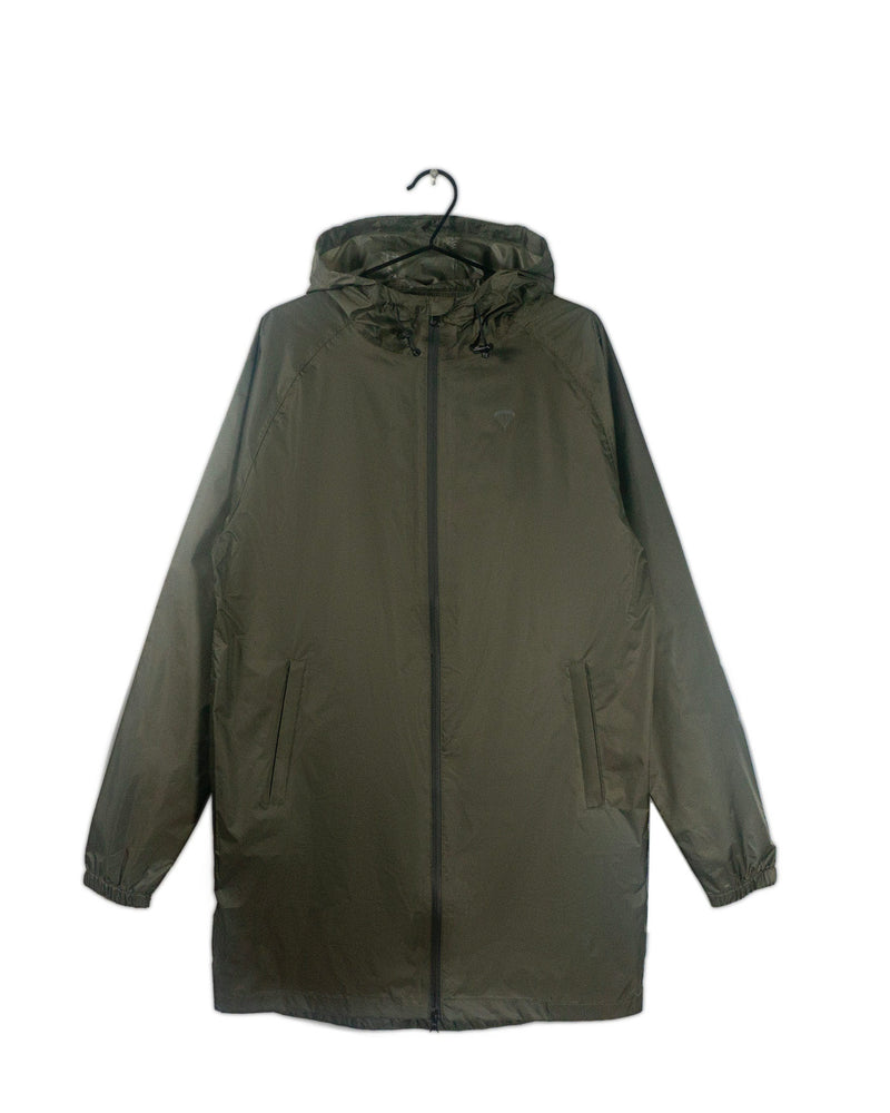Packmack Parka Jacket (Olive Drab)