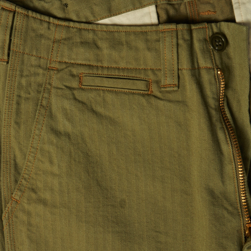 Pherrow's 15W-PM45 Trousers Olive