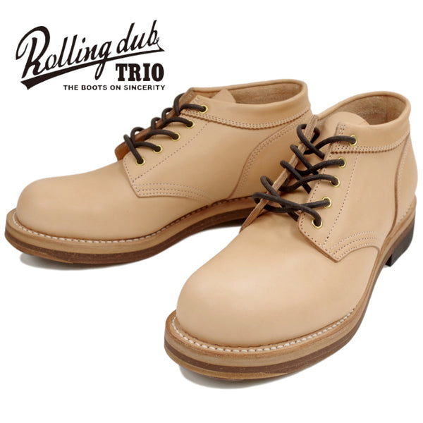 Rolling Dub Trio Coupen Boots (Natural)