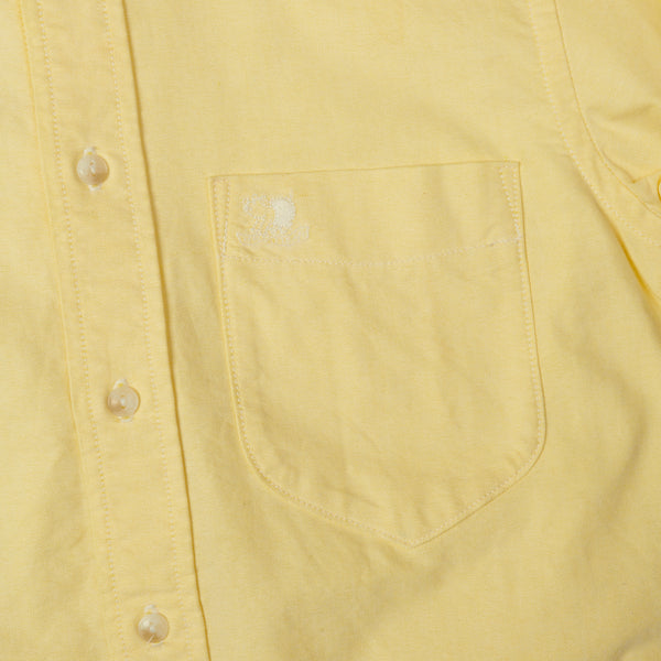 Studio D'artisan D5435 Oxford Shirt (Yellow)