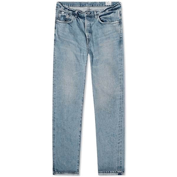 Edwin Classic Regular Tapered Rainbow Selvage Jean (Light Used)