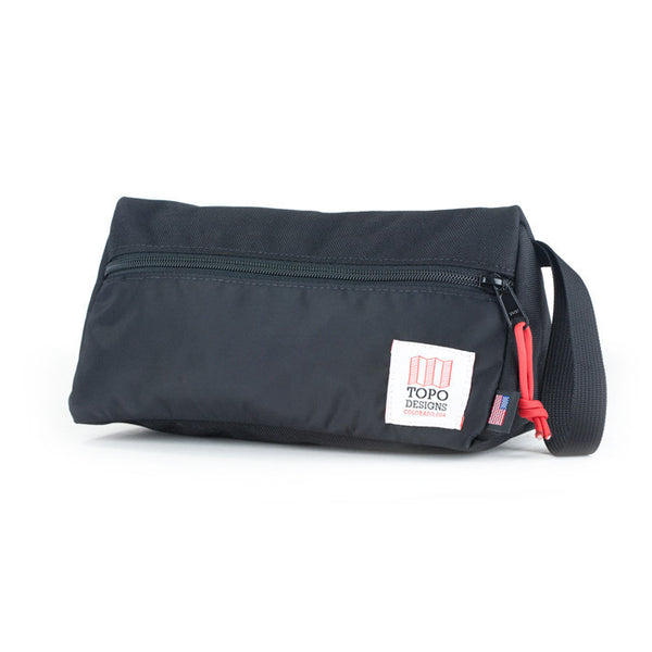 Topo Designs Dopp Kit (Black)