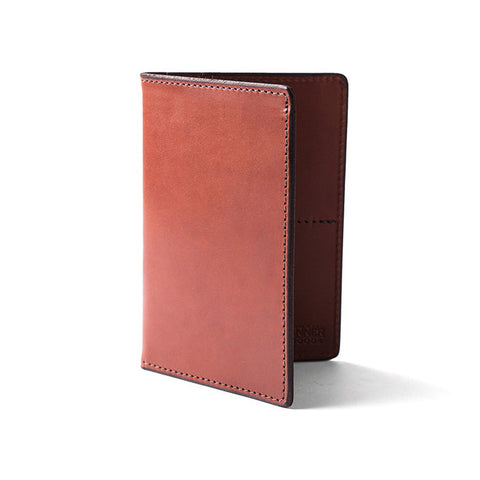 Tanner Goods Travel Wallet Hickory
