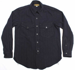 Freewheelers 1933009 USN Officer Shirt (Navy)