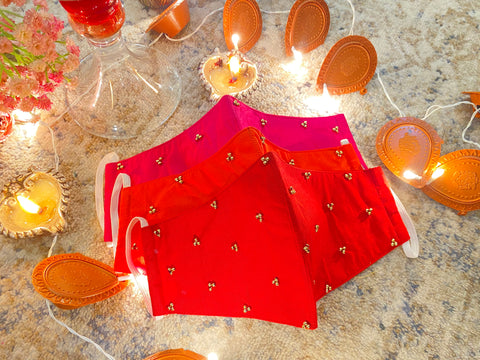 Golden stars- Diwali collection