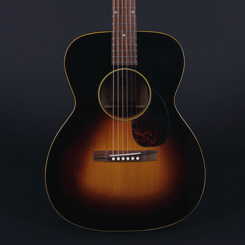 Atkin Custom Essential Om - Sunburst Acoustic Guitars