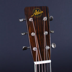 Atkin The White Rice - Aged Finish Acoustic Guitars