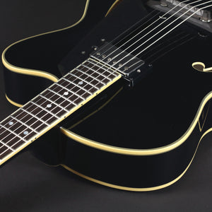 Comins GCS-16-1 Archtop Black