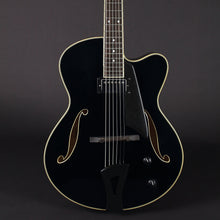 Load image into Gallery viewer, Comins GCS-16-1 Archtop Black - Mak's Guitars