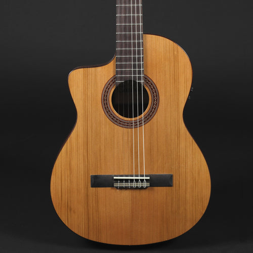 Cordoba C5-CE Left-handed Electro-Classical Guitar