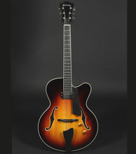 Load image into Gallery viewer, Eastman AR503CE Carved Top Archtop - Sunburst #0206