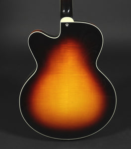 Eastman AR503CE Carved Top Archtop - Sunburst #0206
