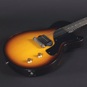 Eastman SB55/v-SB Single Cut P90 Sunburst #2822 - Mak's Guitars
