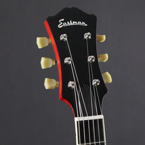 Eastman T386 Thinline - Red - Mak's Guitars
