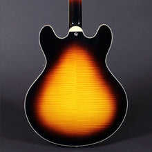 Load image into Gallery viewer, Eastman T486SB Thinline - Sunburst #0551 - Mak's Guitars
