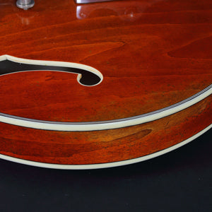 Eastman T64/v-Antique Amber Archtops And Semi-Acoustics