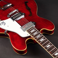 Load image into Gallery viewer, Epiphone Casino - Cherry Red w/Case (Pre-owned) - Mak's Guitars