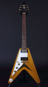 1990 Peter Max Baranet 58 Flying V Super Rare Lefty! Electric Guitars