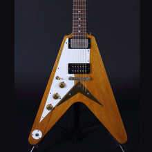 Load image into Gallery viewer, 1990 Peter Max Baranet 58 Flying V Super Rare Lefty! Electric Guitars