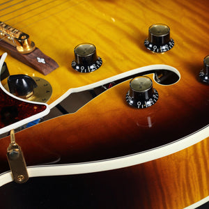 2002 Gibson Tal Farlow Custom Left-Handed Archtops And Semi-Acoustics