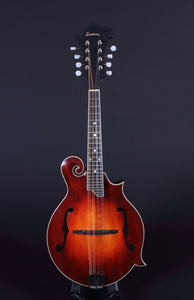 Eastman Md515/v Antique Amber F-Style Mandolin Mandolins