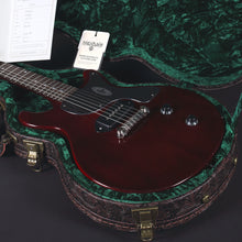 Load image into Gallery viewer, Maybach Lester Jr '59 Double Cutaway Wine Red Aged #204262