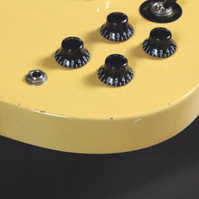 Load image into Gallery viewer, Maybach Albatroz '65 2-PAF TV Yellow Aged #204596 - Mak's Guitars