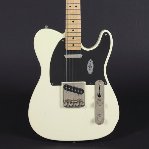 Maybach Teleman T54 Cream Aged #204596 - Mak's Guitars