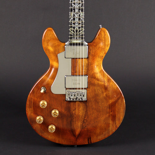 c.1974 Travis Bean TB1000 Artist Custom Left-handed