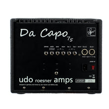 Load image into Gallery viewer, Udo Roesner DaCapo 75 Acoustic Amplifier - Mak's Guitars