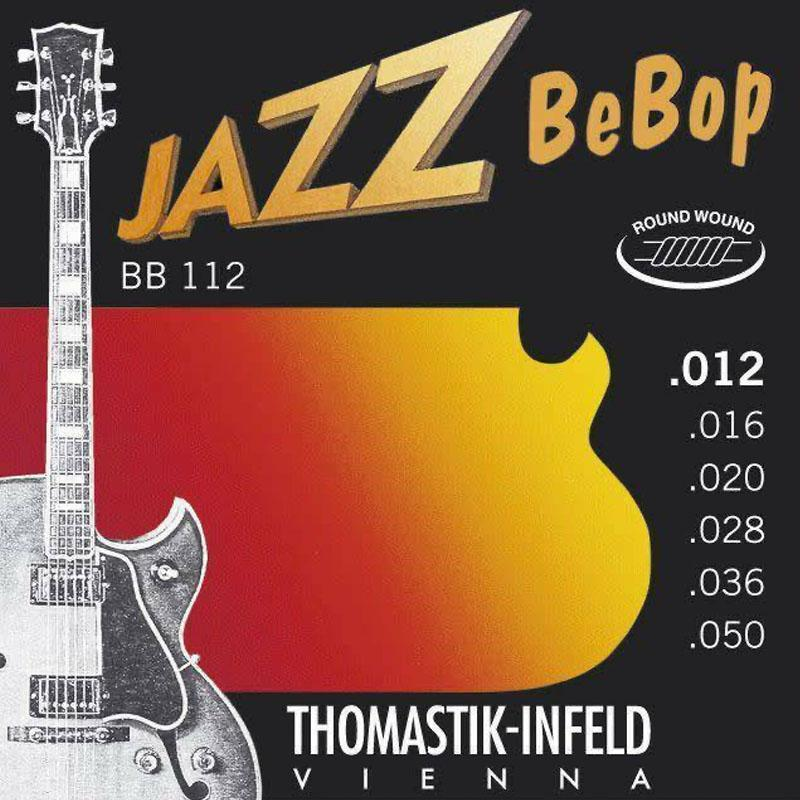 Thomastik BB112 Jazz BeBop Round Wound Strings - Mak's Guitars